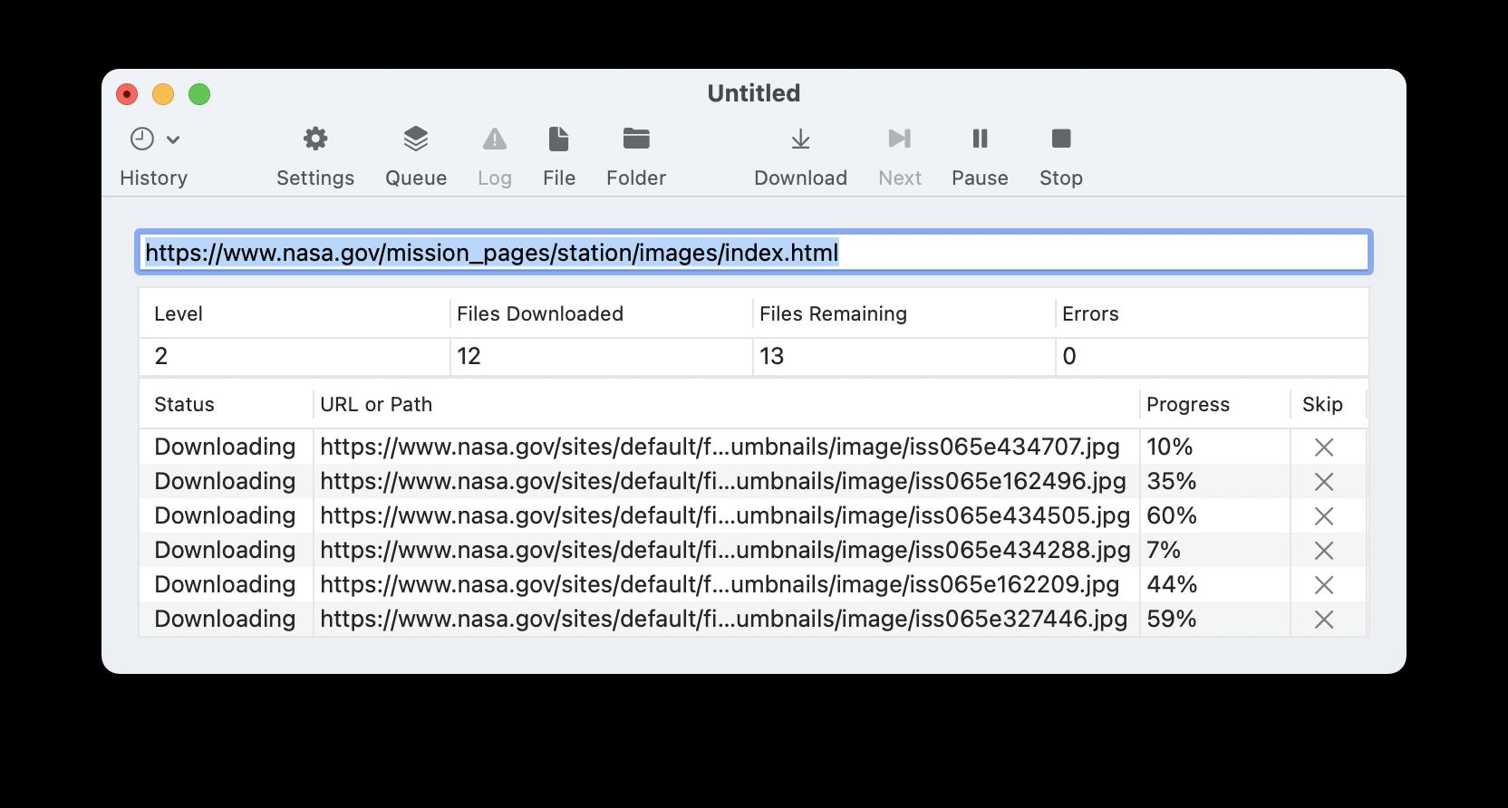 SiteSucker Mac 破解版 实用的网站内容离线下载工具-麦氪派(WaitsUn.com | 爱情守望者)
